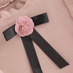 Maison Garrison Tops - Frilly Lilly Sweater